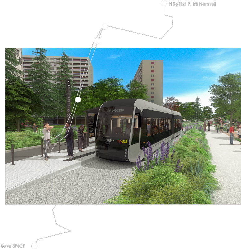 choisir infrastructures tramway 0 | Invest in Pau
