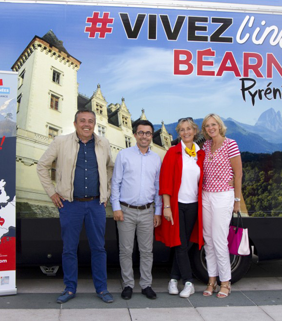 village bearnais - Invest in Pau