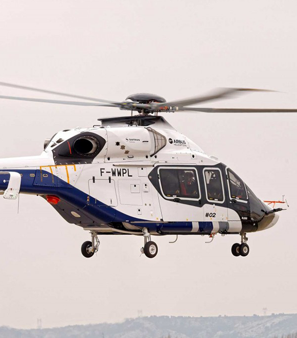 Safran Airbus Helicopter - Invest in Pau